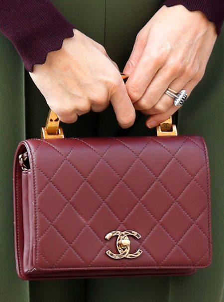La historia del bolso de Chanel favorito de Kate Middleton que ya no está a la venta