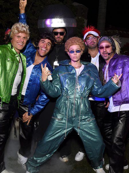 Disfrazarte de tu marido (como Jessica Biel de Justin Timberlake) y otras formas de celebrar Halloween