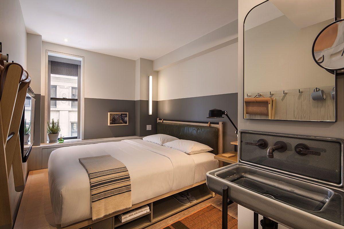 Moda - Seis hoteles para planear una escapada urbana este otoño
