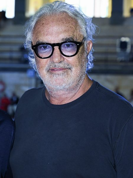 Flavio Briatore le saca 49 años a su novia (y otros señores que las prefieren mucho más jóvenes)