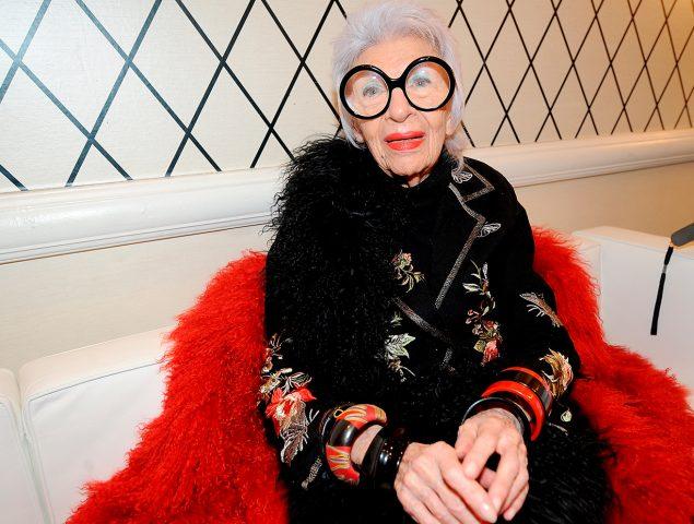 La nueva colección de joyas de Iris Apfel o cómo ser un icono de moda a los 98 años