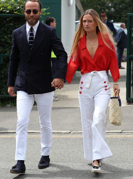 La cuñada de Kate Middleton, Alizée Thevenet: la mujer que ha llevado vestir de H&M a otro nivel