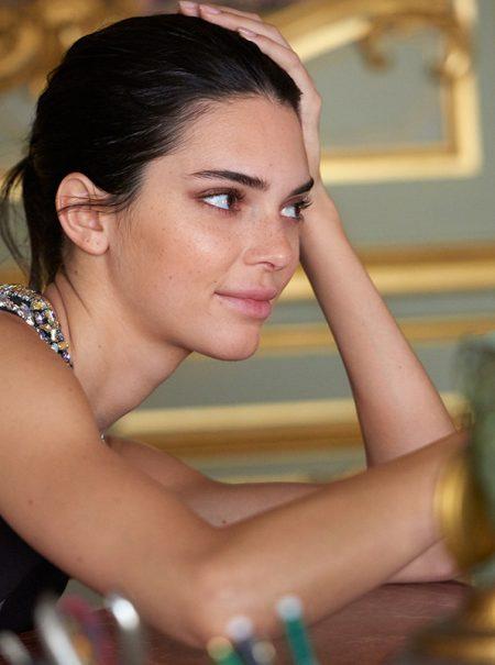 Este es el vestido de Giambattista Valli x H&M que Kendall Jenner no dejará de ponerse