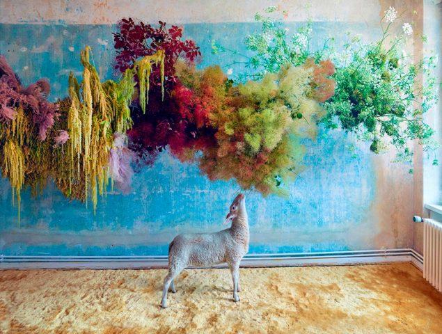 Hablamos con la artista floral que tiene la cuenta más adictiva de todo Instagram