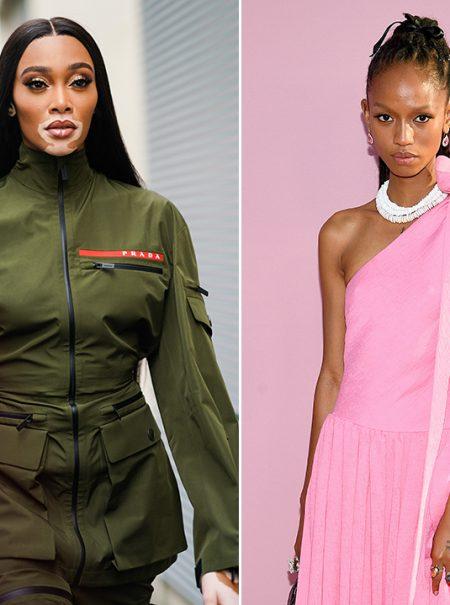 Las nominadas a mejor modelo del año demuestran que algo está cambiando en la moda