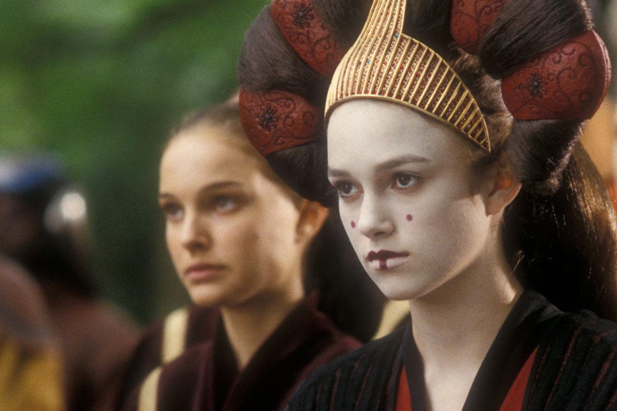 Keira Knightley y Natalie Portman