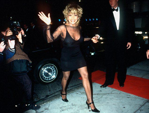 Nadie molesta a Tina Turner antes de las doce del mediodía