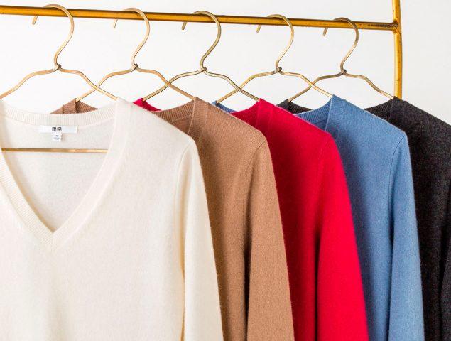 Por qué merece la pena comprarse un jersey de cashmere de Uniqlo por 89 euros