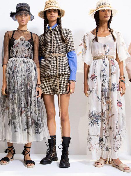 De Valentino a Dior: las grandes firmas le declaran la guerra al tacón