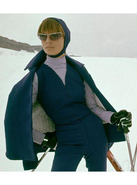 ¿Fin de año en la nieve? 15 prendas para sobrevivir al frío polar con estilo