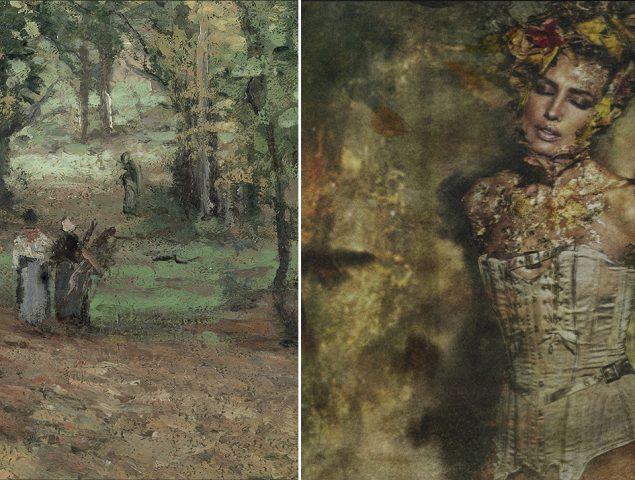 Del cuadro a la realidad: cuatro fotógrafos reinterpretan obras maestras de la pintura