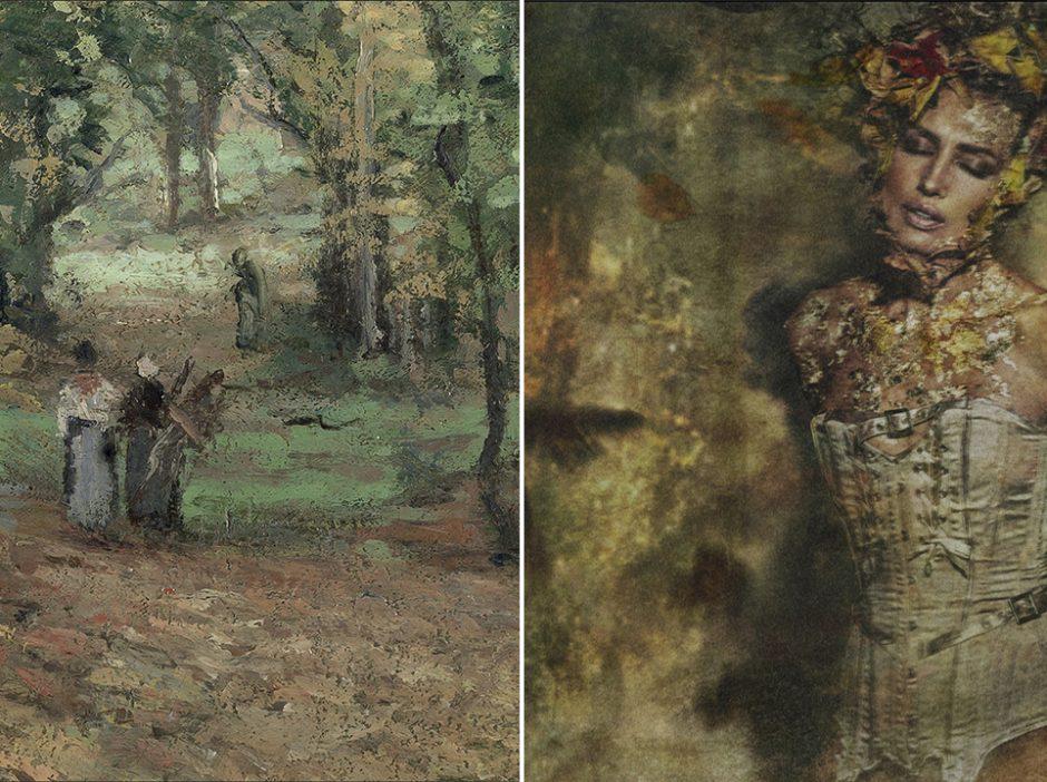los impresionistas y la fotografia