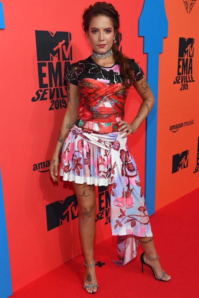 La alfombra roja de los MTV EMA 2019
