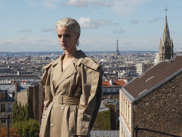 Protegida de Virginie Viard y elogiada por Martin Margiela, la firma Koché vuela alto