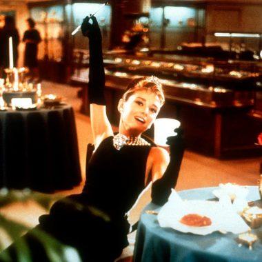 'Desayuno con diamantes' (1961)