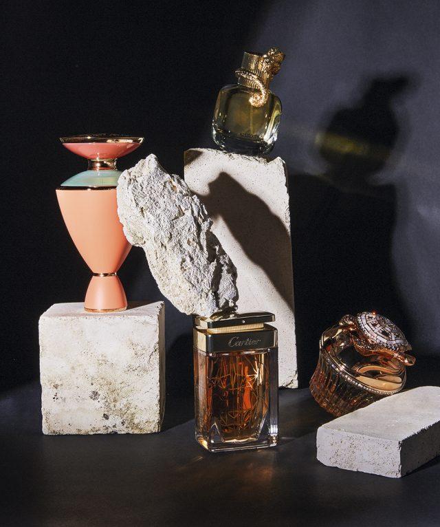 Cannabis, pócimas alquímicas y frascos-joya: así son los perfumes que conquistarán el mercado