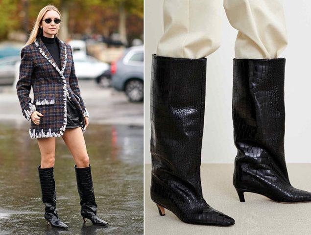 Las botas de 800 euros de Tôteme o el fenómeno de agotar prendas que aún no existen