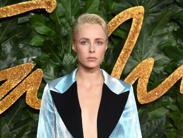 La modelo Edie Campbell denuncia que la rechazaron «por gorda» usando una talla 36