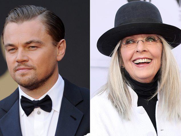 Leonardo DiCaprio, Diane Keaton y otros 12 solteros crónicos que han decidido que el matrimonio es la peor idea del mundo
