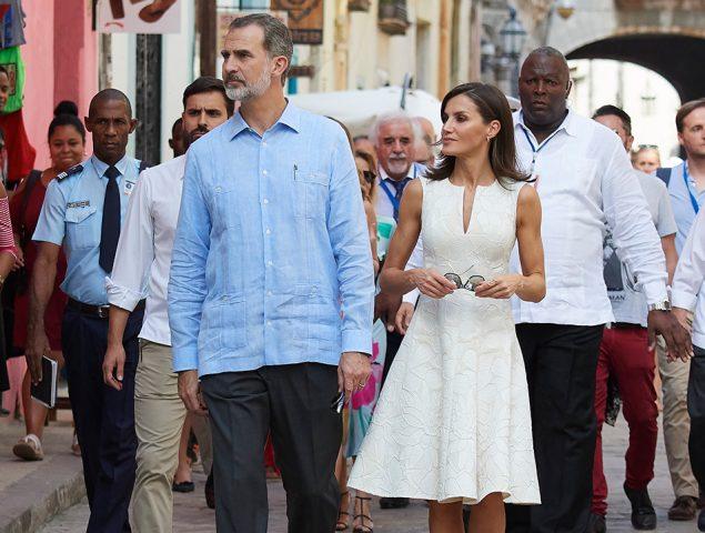 La camisa de la concordia: el significado de la guayabera con la que el rey Felipe VI pasea por La Habana