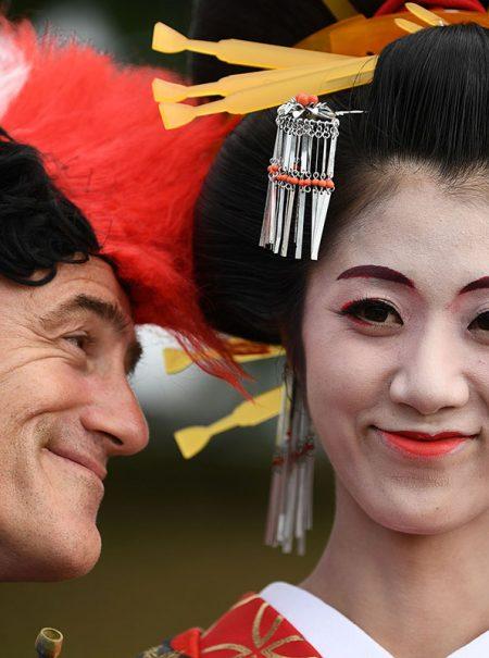 Geishas en guerra contra el acoso: prohibido abordarlas para hacerse un selfie