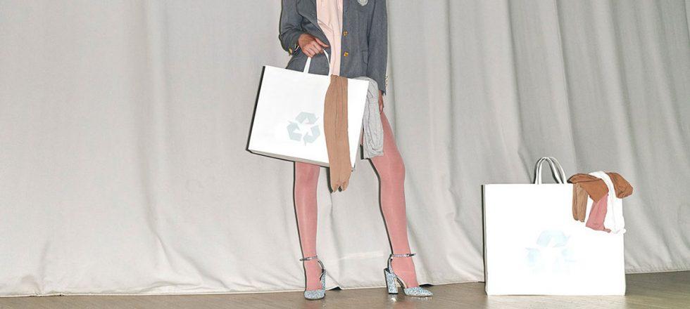 Altamente contaminantes, las medias son las 'pajitas' de la moda (todas, menos estas)