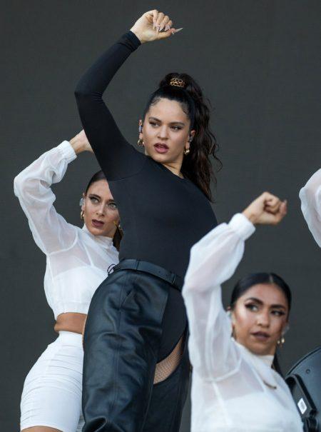 Las 8 Rosas: así son las bailarinas que han ayudado a Rosalía a ser una estrella global