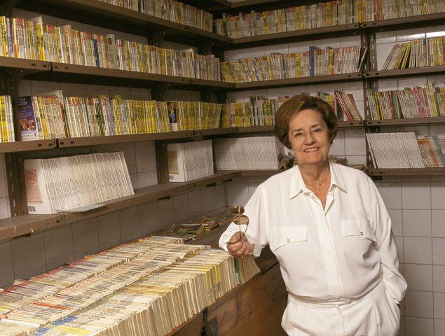 400 millones de libros vendidos y una conversación insólita con Vargas Llosa: la increíble vida de Corín Tellado