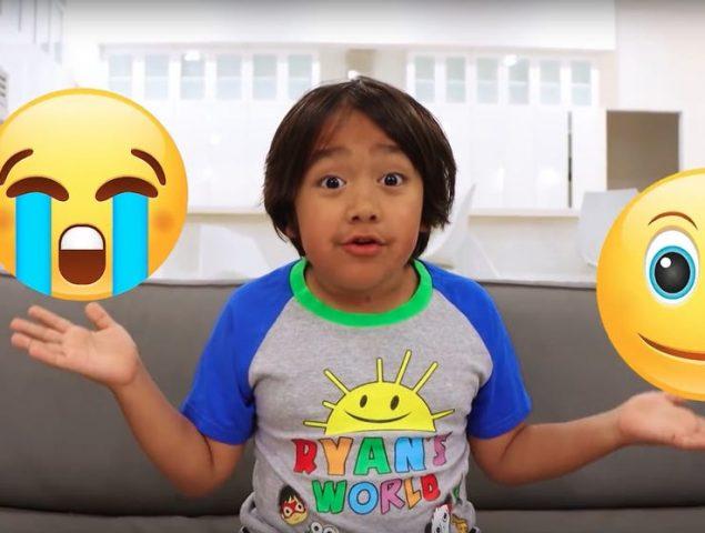 Millonario a los 8 años: el youtuber que más dinero ha ganado en 2019 es un niño