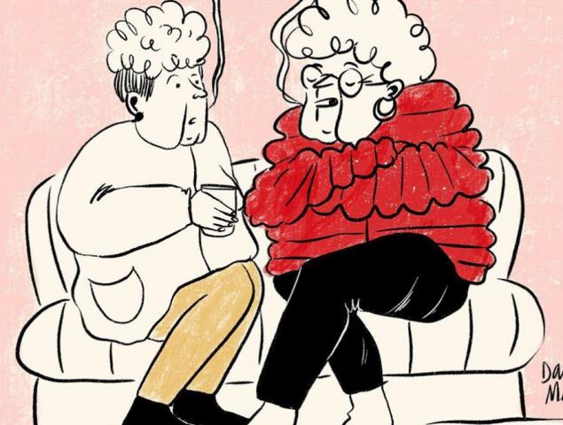 Octogenaria, feminista y muy perspicaz: así es Carmenza, la 'abuela' progre que Internet adora