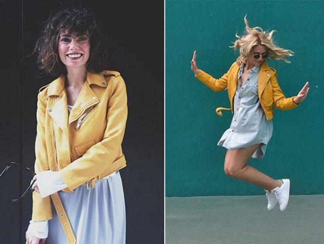 «Me daba auténtica vergüenza llevarla y la tiré»: qué fue de la chaqueta amarilla de Zara tres años después
