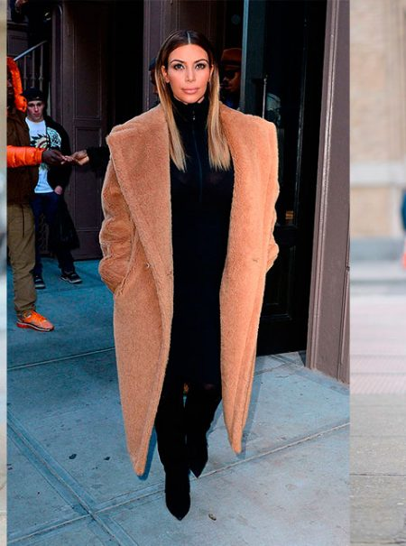 El abrigo 'oso de peluche' de 1800 euros sin el que no pueden vivir las famosas