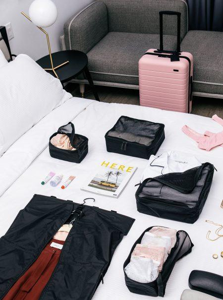 Diez trucos infalibles para que no se arrugue la ropa en la maleta