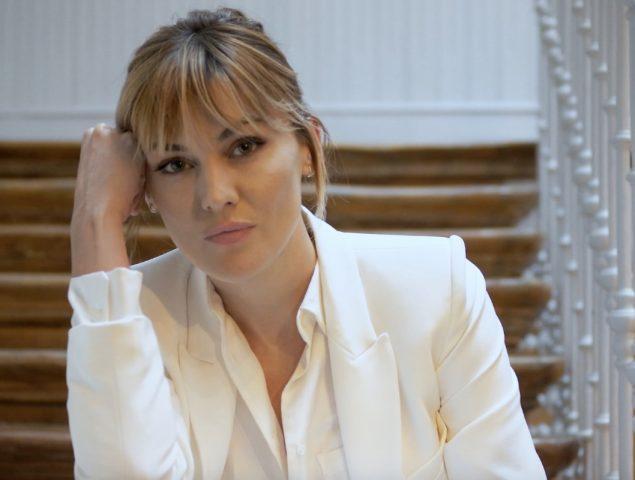Marta Nieto nos descubre su próximo proyecto (y no tiene que ver con la interpretación)