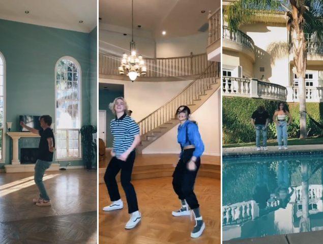 Mansión TikTok: así es la impresionante casa que comparten en Los Ángeles 19 estrellas de esta red social
