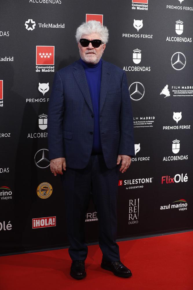Alfombra roja Premios Feroz