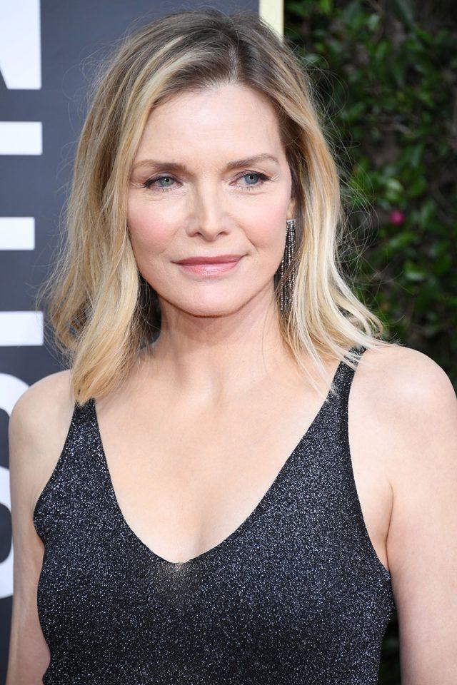Sin miedo a la edad: las actrices de más de 50 reivindican el escote en la alfombra roja