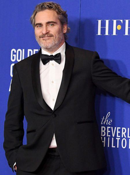 La razón por la que Joaquin Phoenix repetirá el mismo traje durante toda la temporada de premios