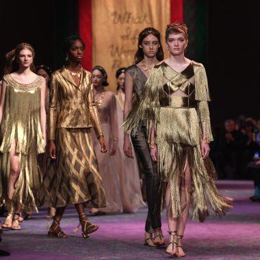 Dior alta costura: primavera-verano 2020