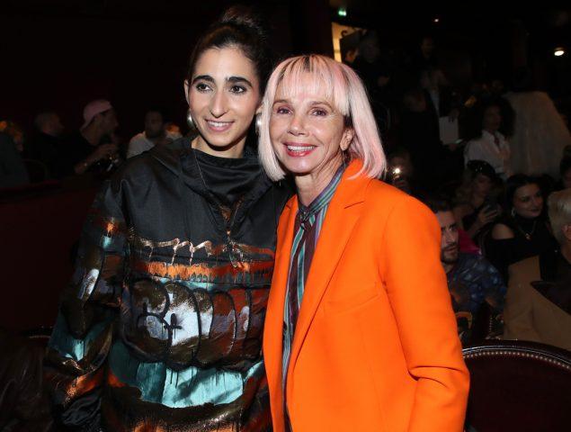 De Carla Bruni a Alba Flores: todos los eclécticos invitados al último desfile de Gaultier