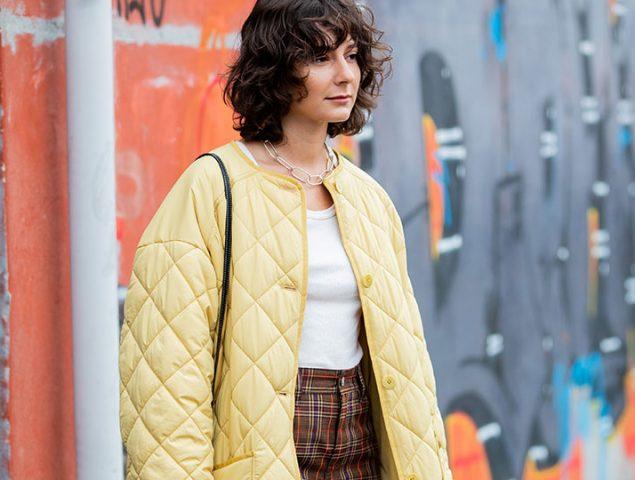 Vuelven los abrigos guateados (palabra del 'street style' de Copenhague)