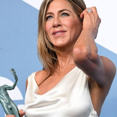 dior vintage jennifer aniston