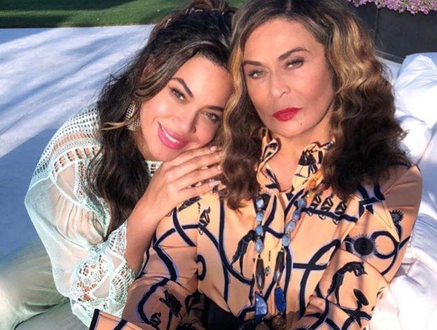 Tina Lawson: cómo la madre de Beyoncé se convirtió por derecho propio en una estrella de Instagram