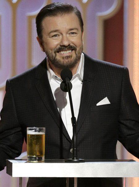 Los Globos de Oro son «la noche de la fiesta y la borrachera» en Hollywood y estas celebridades lo demostraron sobre el escenario