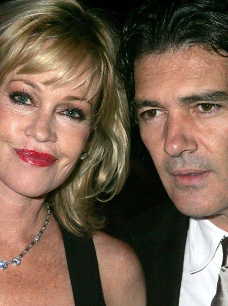 La emotiva felicitación de Melanie Griffith a Antonio Banderas por su nominación al Oscar