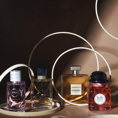 Caducidad perfumes