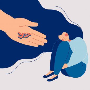 El síndrome de Yentl o por qué a las mujeres les recetan más antidepresivos que a los hombres