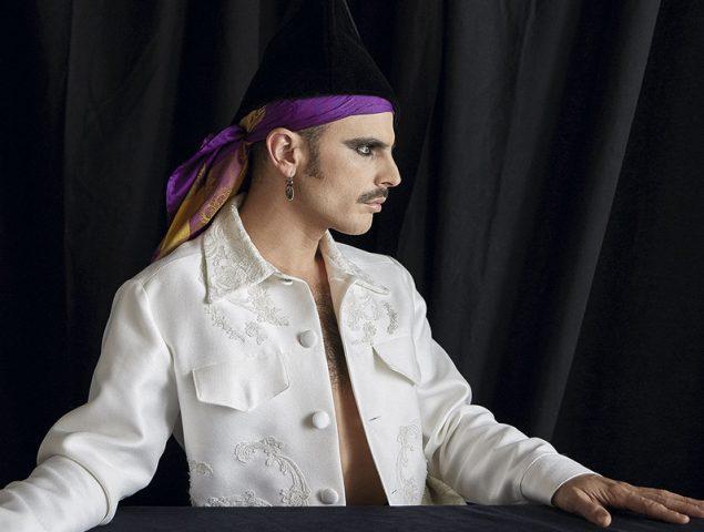 Rodrigo Cuevas: «Si la reina me invitara a dar un recital en La Zarzuela no iría. Le diría que viniera ella a mi casa»