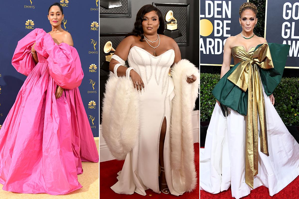 Tracee Ellis Ross, Lizzo y Jennifer Lopez