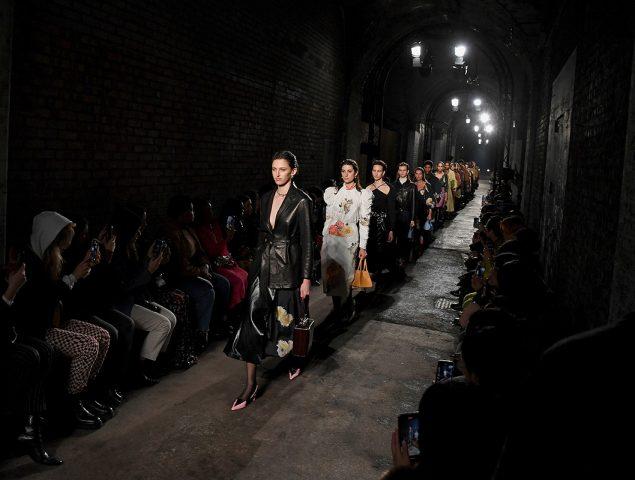 Rejina Pyo presenta su colección más sombría